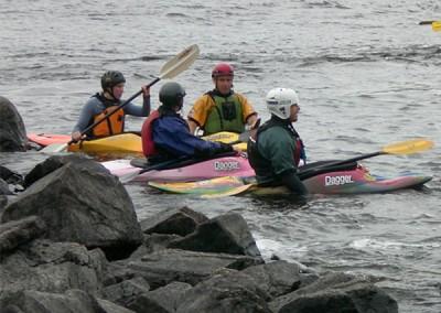 Kayaking Group 600 x 600