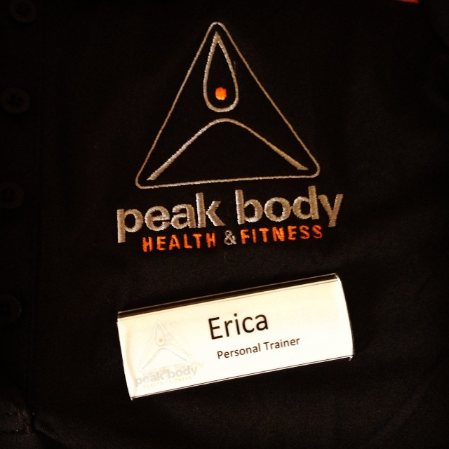 To new beginnings #personaltrainer #peakbody #trainwithme #ptperth #wannaworkout