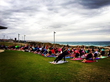 Outdoor Yoga – Jan 21st